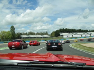 """2017-05-01 : """"Mustang Day"""" à MAGNY-COURS (58)"""