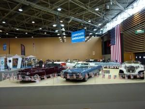 2017-28/09 au 01/10 - Salon de l'auto de LYON à Eurexpo (69)