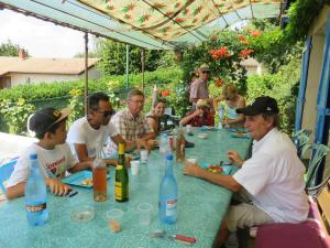 2018-08-04 : Journée BBQ à BELMONT D'AZERGUES (69380)