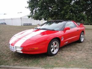 PONTIAC Ferebird coupé 1994