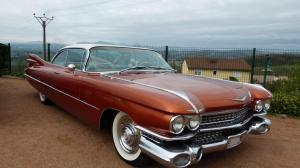 CADILLAC Coupe deVille 1959 1