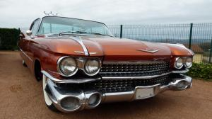 CADILLAC Coupe deVille 1959 2