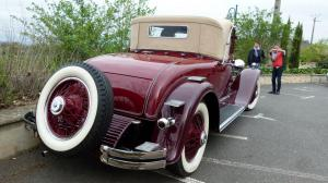 Cadillac Roadster 1929 2