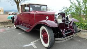 Cadillac Roadster 1929 3