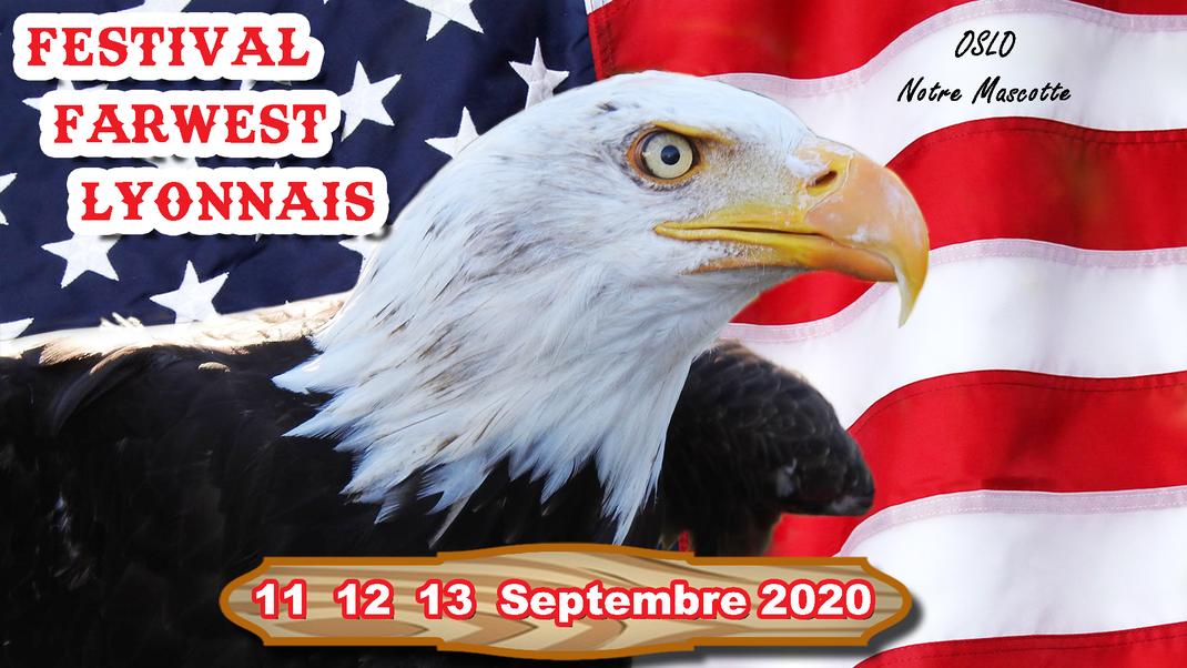 Festival FARWEST  lyonnais à LA TOUR DE SALVAGNY (69)