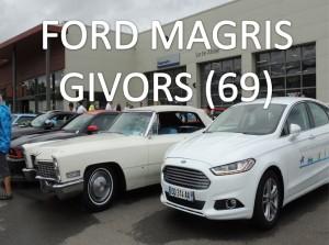 2015-06-18 : Rassemblement chez FORD Magris à GIVORS (69)
