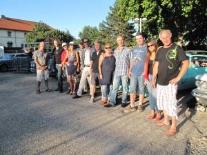 2015-07-01 : Drive in au Transbordeur à VILLEURBANNE (69)