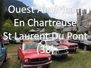 2015-07-26 : Ouest américain en Chartreuse à SAINT LAURENT DU PONT (38)