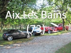 2015-08-29 & 30 : Aix Auto Légend à AIX-LES-BAINS (73)