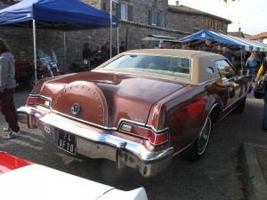 Sinacori Lincoln Continental