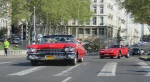 4 Cad de JH et Corvette de CC