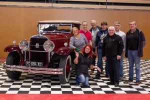2019-11-8 au 10 : Le V8 Forever à Epoqu'auto à CHASSIEU (69)