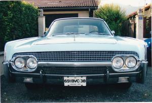 BUICK cabriolet 4 portes  2 1959
