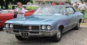 BUICK Skylark custom 1972 1