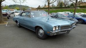 BUICK Skylark custom 1972 2