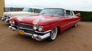 CADILLAC 1959 Convertible 1