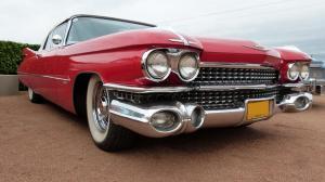 CADILLAC 1959 Convertible 4
