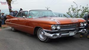 CADILLAC Coupe deVille 1959 3