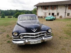 CADILLAC berline 1950 3