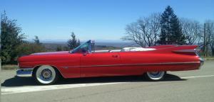 Cadillac 1959 Convertible 2